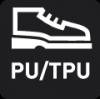 Laufsohle aus PU/TPU